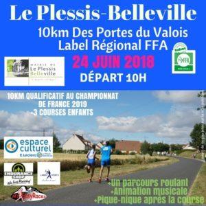 LE Pessis-Belleville 10km News letter
